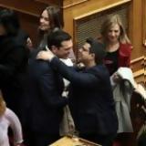 Τσίπρα, Βουλή, Ευχές, [εικόνες],tsipra, vouli, efches, [eikones]