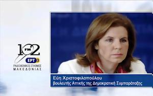 Ε Χριστοφιλοπούλου, Δεν, ΣΥΡΙΖΑ, e christofilopoulou, den, syriza