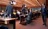 LIVE, Οικονομικών, Eurogroup,LIVE, oikonomikon, Eurogroup