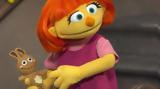Sesame Street, Τζούλια,Sesame Street, tzoulia