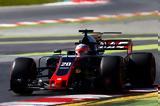 Haas, McLaren,Renault
