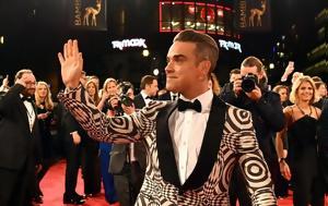 Eurovision, Robbie Williams, Ρωσία, Eurovision, Robbie Williams, rosia
