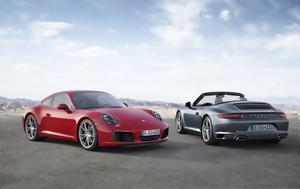 Porsche, 911 S 4S, Targa 4S
