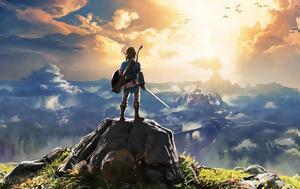 Legend, Zelda, Breath, Wild Review
