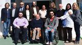 Συγκροτήθηκε, Ολομέλεια, Ελληνικής Παραολυμπιακής Επιτροπής,sygkrotithike, olomeleia, ellinikis paraolybiakis epitropis