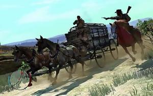 Red Dead Redemption, GTA V