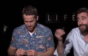 Κανείς, Ryan Reynolds, Jake Gyllenhaal, kaneis, Ryan Reynolds, Jake Gyllenhaal