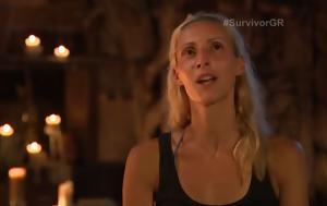 Ελένη Δάρρα, Survivor, eleni darra, Survivor