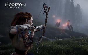Βελτιώσεις, Horizon Zero Dawn, veltioseis, Horizon Zero Dawn