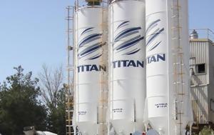 Τιτάν, Κέρδη 127, 2016, titan, kerdi 127, 2016