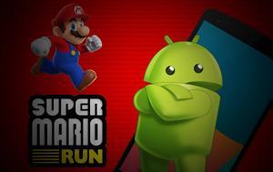 Super Mario Run, Διαθέσιμο, Android, Super Mario Run, diathesimo, Android