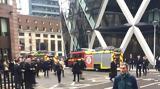 Συναγερμός, Λονδίνο, ΠΛηροφορίες, Gherkin,synagermos, londino, plirofories, Gherkin