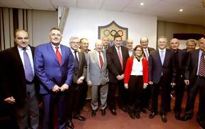 Υποψηφιότητα Καπράλου, Ευρωπαϊκή Ολυμπιακή Επιτροπή, ypopsifiotita kapralou, evropaiki olybiaki epitropi