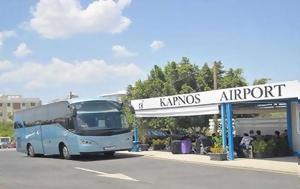 Αναπροσαρμογή, Kapnos Airport Shuttle, anaprosarmogi, Kapnos Airport Shuttle