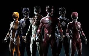 Power Rangers –
