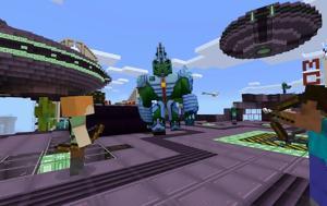 ESET, Minecraft, Google Play