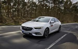 Test Drive, Πρώτη, Opel Insignia Grand Sport, Test Drive, proti, Opel Insignia Grand Sport