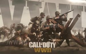 Call, Duty, WWII – Πρώτη, Call, Duty, WWII – proti