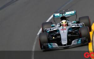Pole Position, Lewis Hamilton
