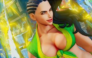 Έρχεται, Street Fighter V, erchetai, Street Fighter V