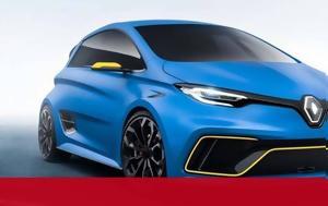 Πόσους, Renault Zoe -sport, posous, Renault Zoe -sport