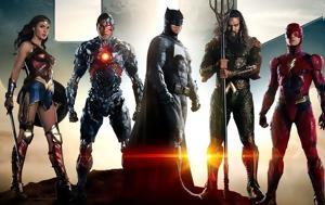 Λεγεώνα, Justice League, legeona, Justice League