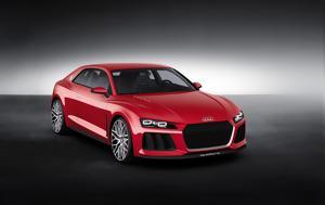 Audi, Sport Quattro, Drift