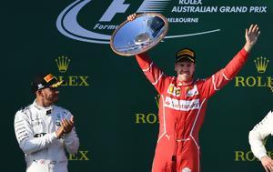 Ferrari, Back