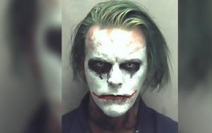 ΗΠΑ, Συνελήφθη 31χρονος Joker, ipa, synelifthi 31chronos Joker