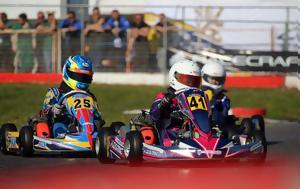 Πανελλήνιο Πρωτάθλημα Karting - 2ος, Αποτελέσματα, panellinio protathlima Karting - 2os, apotelesmata