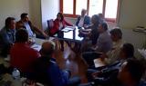 Δήμαρχος Ζαγοράς, Συνάντηση, Υφυπουργό Οικονομικών,dimarchos zagoras, synantisi, yfypourgo oikonomikon