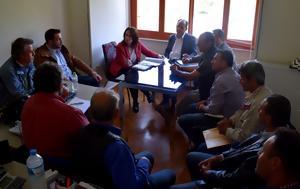 Δήμαρχος Ζαγοράς, Συνάντηση, Υφυπουργό Οικονομικών, dimarchos zagoras, synantisi, yfypourgo oikonomikon