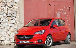Driven, Opel Corsa 1 4 Ecotec Auto