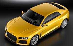 Audi, Sport Quattro
