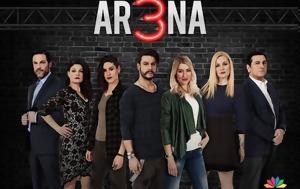 AR3NA, Πρεμιέρα, Αρβανίτη, AR3NA, premiera, arvaniti