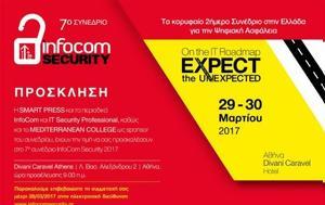 Mediterranean College, Workshop, Σχολής Πληροφορικής, 7ου Infocom Security, Mediterranean College, Workshop, scholis pliroforikis, 7ou Infocom Security
