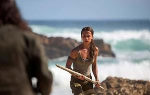 Επίσημες, Alicia Vikander, Lara Croft, episimes, Alicia Vikander, Lara Croft