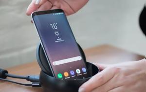 DeX, Samsung, Galaxy S8