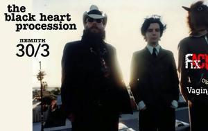 Απόψε, Black Heart Procession, Fix Factory, Sound, apopse, Black Heart Procession, Fix Factory, Sound