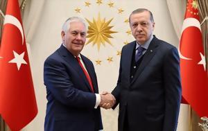 Τουρκία, Τίλερσον, Συρία, tourkia, tilerson, syria