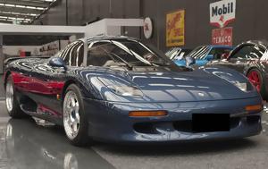 Πωλείται, Jaguar XJR-15, 700, poleitai, Jaguar XJR-15, 700