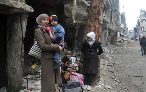 OHE, Συρία, OHE, syria