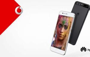 Huawei P10, Vodafone