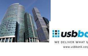 Γραφείο Αντιπροσωπείας, Μόσχα, USB Bank, grafeio antiprosopeias, moscha, USB Bank