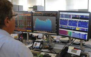 Στα ύψη τα κόστη αντιστάθμισης κινδύνου στις ευρωαγορές