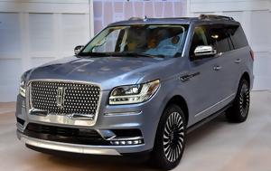 Επίσημο, Lincoln Navigator 2018, episimo, Lincoln Navigator 2018