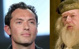 Φανταστικά, Jude Law, Albus Dumbledore, Φανταστικά Ζώα, Βρίσκονται, fantastika, Jude Law, Albus Dumbledore, fantastika zoa, vriskontai