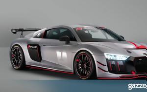GT4, R8 LMS, Audi