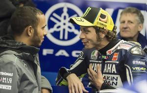 O Hamilton, MotoGP