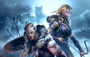 Vikings, Wolves, Midgard